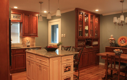 stone kitchen and bathroom cabinets